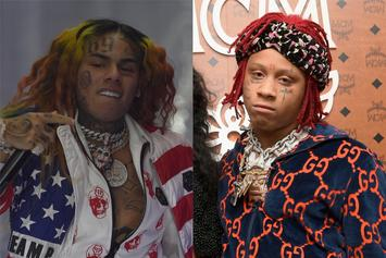 6ix9ine Trial: Rapper Testifies Trippie Redd Is Part Of Five Nine Brims Gang