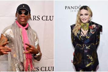 Dennis Rodman Says Madonna Offered Him $20 Million For Baby