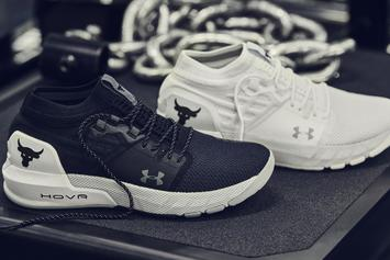 "Dwayne ""The Rock"" Johnson x Under Armour Launch ""Iron Will"" Collection"