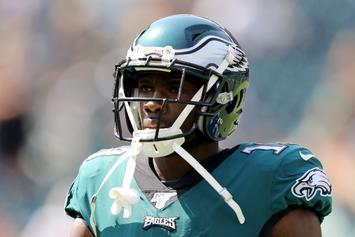 Nelson Agholor Savagely Roasted By Man Who Saved Babies From Fire: Watch