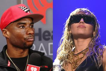 "Charlamagne Tha God Threatened To ""Slap The Sh*t"" Out Of Miley Cyrus' Manager"