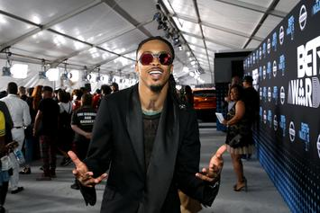 "August Alsina Is Undergoing ""Immunotherapy"" That's ""Sort Of Like Chemo"""