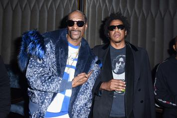 """Snoop Dogg Says Jay Z """"Really Loved"""" Nipsey Hussle: Watch"""