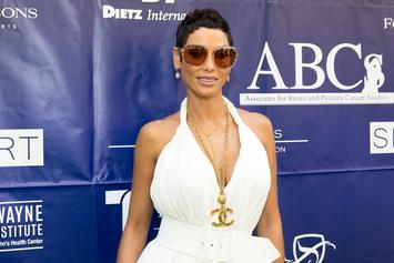 Nicole Murphy Destroyed After Explaining Antoine Fuqua Kiss To Wendy Williams