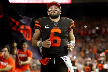 "Baker Mayfield Claps Back At Rex Ryan After Viral ""Overrated"" Comments"