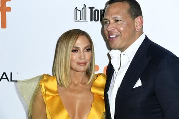 """Jennifer Lopez & Alex Rodriguez Had A """"Beautifully Elegant"""" Engagement Party This Past Weekend"""