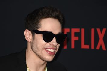 "Pete Davidson Skips ""SNL"" Premiere To Hang With ""Suicide Squad"" Cast"