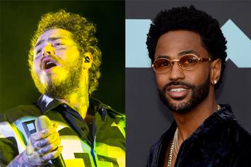 Post Malone Brings Out Big Sean At Detroit Concert: Watch