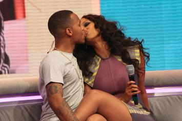 Bow Wow Thirsts For Tyra Banks With Throwback Make-Out Photo