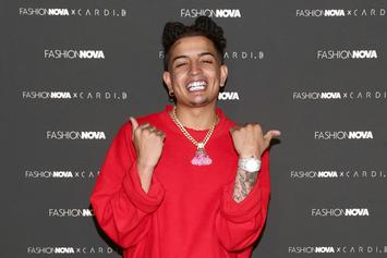 """Skinnyfromthe9 Thinks It's """"F*cked Up"""" 50 Cent's Making A 6ix9ine Movie"""