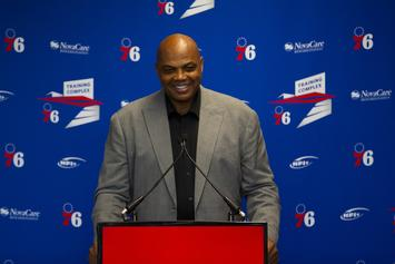 Charles Barkley Hilariously Dismisses The Knicks Title Chances: Watch