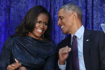 Barack & Michelle Obama Pen Sweet Love Notes To Each Other For 27th Anniversary