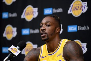 Dwight Howard Denies He Had Unprotected Sex At Transgender Parties: Report