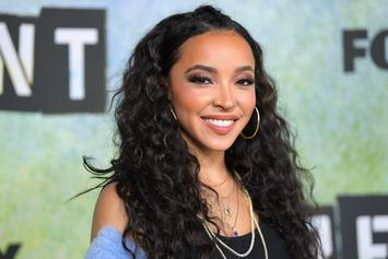 "Tinashe Teases New Music ""Songs For You"" As Independent Artist"
