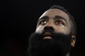 "James Harden Hailed ""Greatest Scorer Ever"" By Adidas, NBA Twitter Reacts"