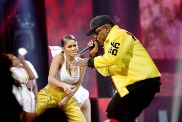 Saweetie Was Joined By Lil Jon & Petey Pablo For BET Hip Hop Awards Performance