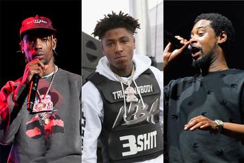 HNHH TIDAL Wave: Travis Scott, NBA YoungBoy & Danny Brown Hit Hard