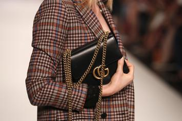 Gucci Under Fire Again For Ankle Monitor Inspired Accessory