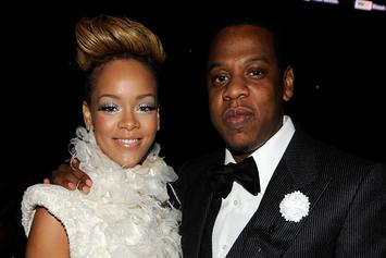 """Rihanna Unaware Of Jay-Z's NFL Deal When Making Super Bowl """"Sell Out"""" Comments"""
