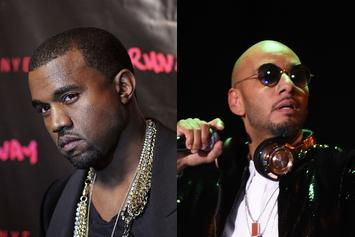 Kanye West & Swizz Beatz Have Been Cooking Up A Storm