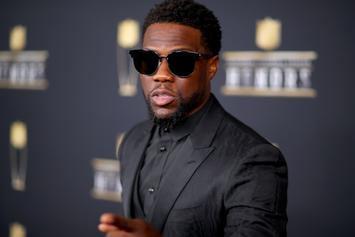 Kevin Hart Releases First Statement Since Near-Fatal Car Crash