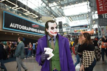 The ''Joker'' Continues Winning Streak With $17 Million Dollar Box Office