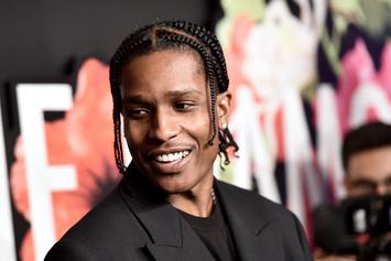 A$AP Rocky Admits To Being A Sex Addict; Says It Began In Junior High School