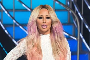 """Aubrey O'Day Faces Criticism Once Again Over Looks, Calls Insults """"Silly"""""""