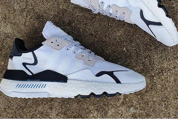 "Star Wars x Adidas Nite Jogger Surfaces In ""Stormtrooper"" Colorway: First Look"