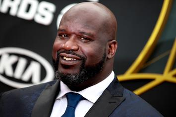 Shaq Provides Incredible Gesture For Boy Paralyzed In A Shooting