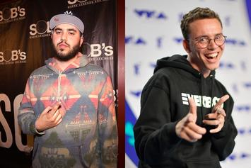 Your Old Droog Apologizes To Logic After Wishing Death Upon Him
