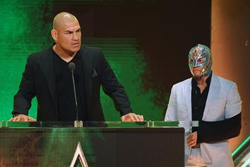 WWE Announces Cain Velasquez, Rey Mysterio Tag Team Match