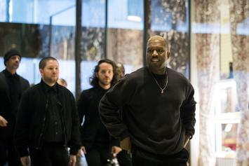 """Kanye West Officially Confirms New """"Jesus Is King"""" Release Date"""