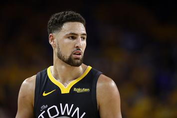 "Warriors' Steve Kerr: It's ""Unlikely"" Klay Thompson Will Play This Year"