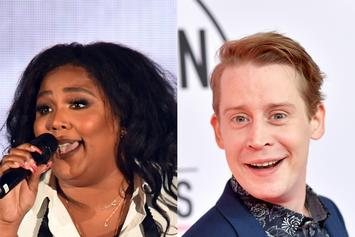 Lizzo Brings Out Macaulay Culkin To Dance On Stage