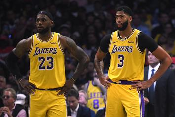 LeBron James Reacts To Lakers Opening Night Loss To Clippers: Watch