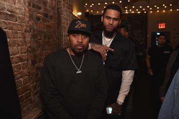 "Dave East Announces New Nas Collab ""Godfather IV"""