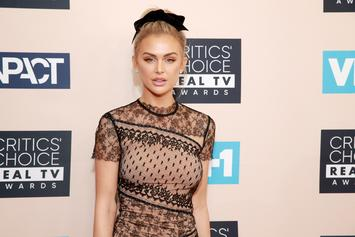 50 Cent's Former Foe Lala Kent Celebrates One Year Of Sobriety