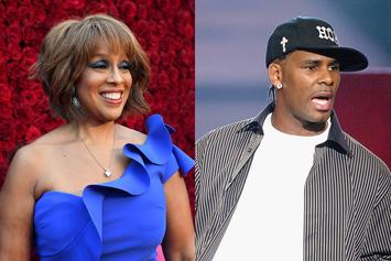 "Gayle King Recounts Wild R. Kelly Interview: ""I Couldn't Make Any Sudden Movements"""