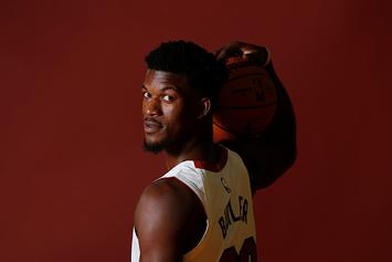 Jimmy Butler To Miss Miami's Road Trip Following Birth Of His Daughter