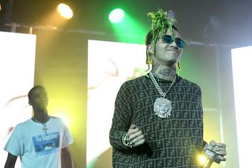 """Lil Pump's Halloween """"Hulk"""" Costume Will Have You In Tears"""