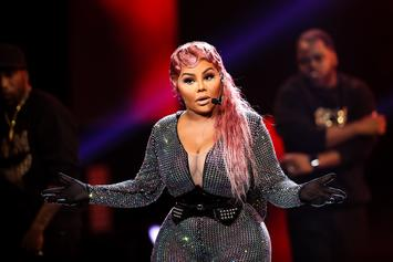 "Lil Kim Explains Why There Was ""Tension"" On Set For ""Lady Marmalade"" Video"