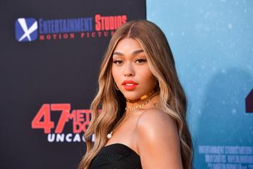 Jordyn Woods Shows Off Her Tight Curves In Latest Thirst Trap: See Pics