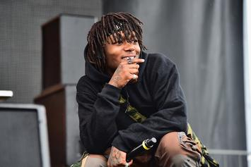 """J.I.D. Salutes Extremely Lit Fan Who Rapped Along At His Show """"Like DMX"""""""