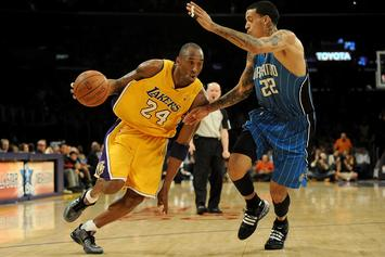 Matt Barnes Explains How Kobe Bryant Flinch Story Really Went Down: Watch