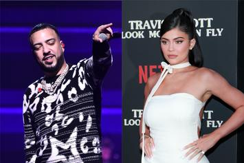 French Montana Turns Kylie Jenner To A Thug For This Photo