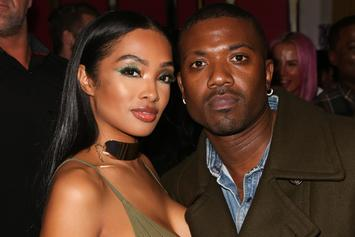 Ray J Cancels Tour After Reports Of Cheating On Wife At Drake's Birthday Party