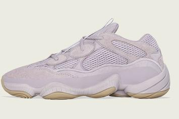 "Adidas Yeezy 500 ""Soft Vision"" Officially Unveiled: Release Details"