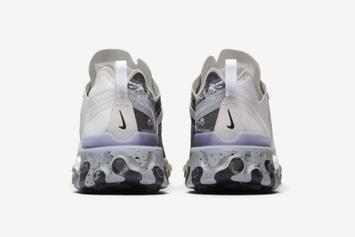 Kendrick Lamar x Nike React Element 55 Coming Soon: Official Images