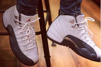 "Air Jordan 12 ""Dark Grey"" To Debut This Holiday Season: Detailed Photos"